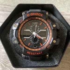 NWT Casio G Shock Digital+Analog Watch
